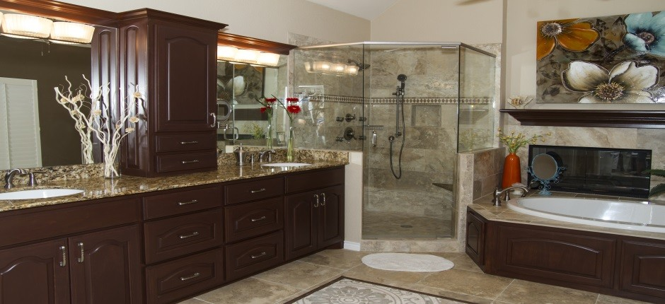 Steamy Bathroom Designs For You And Your Valentine To Consider Lonestar Design Build