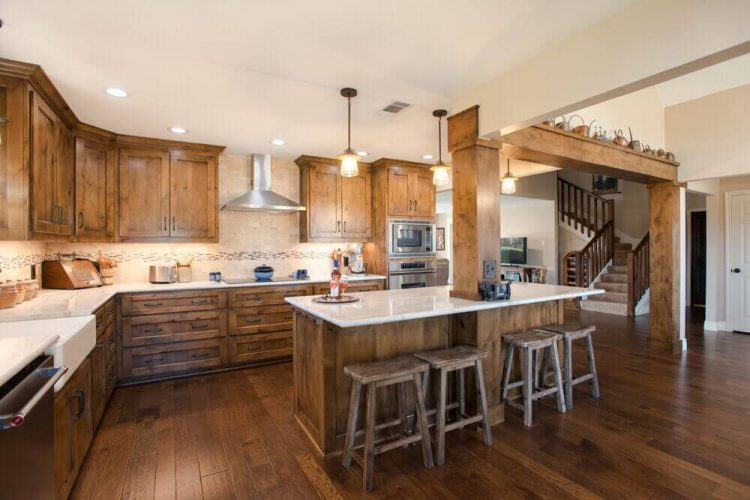 Ft Worth Kitchen Remodel with Open Concept Dining