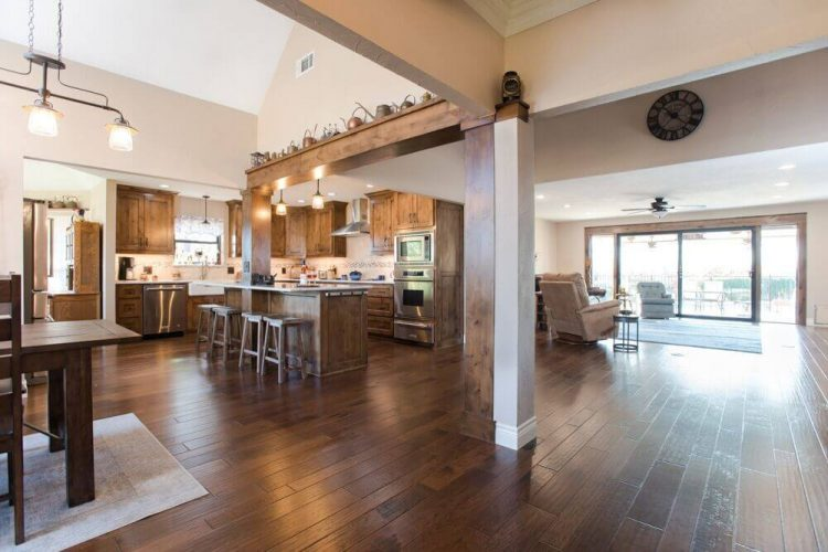 Ft Worth Spacious Kitchen Remodel