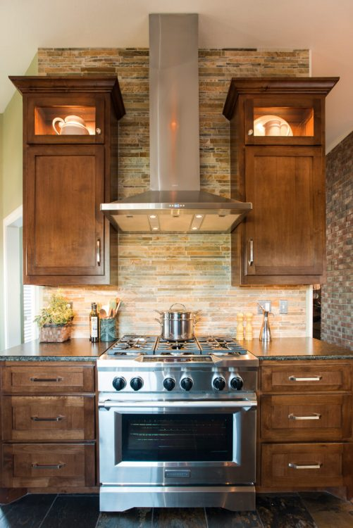 Ft Worth Kitchen Remodel with Stainless Appliances