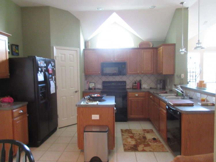 Fort Worth Before Kitchen Remodel