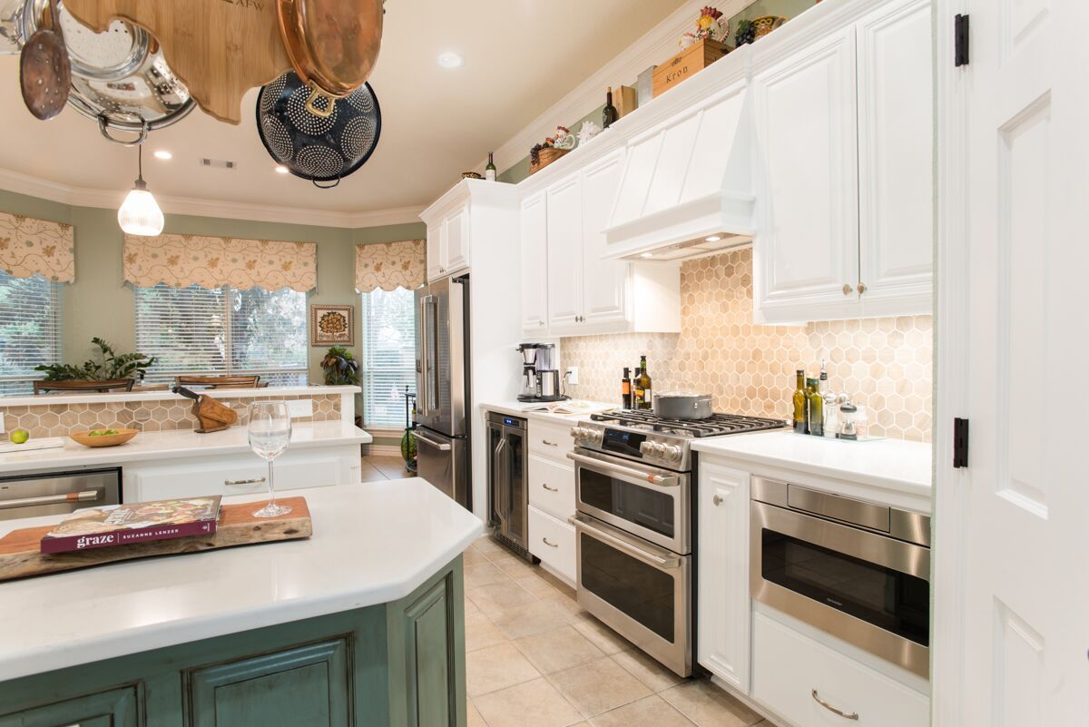 Kitchen Remodeling in Keller Lighting